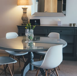 Get Started - Dining Room