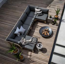 Get Started - Outdoor Patio